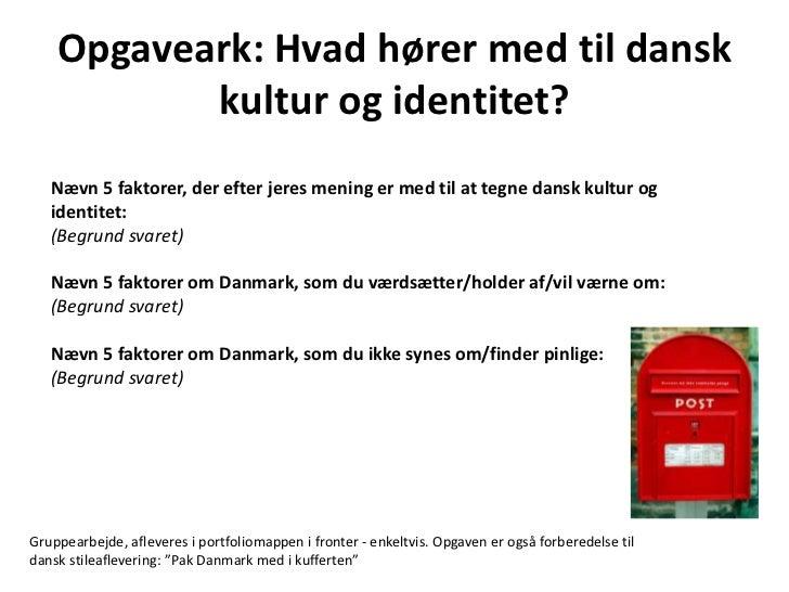 hvad er dansk