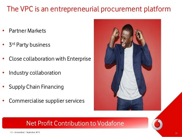 vodafone global supply chain management London--(business wire)--vodafone and accenture (nyse: acn) have signed a multi-year agreement under which accenture will support vodafone in the development and implementation of a single, global enterprise resource planning (erp) system to improve the management of information accenture will help.