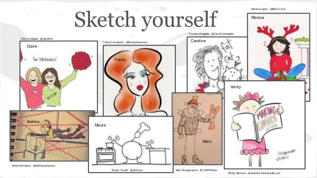 Sketchnote Hangout Makayla Lewis, Website: http://makaylalewis.co. uk/ Flickr-URL Foto: https://www.flickr.com/ photos/mak...