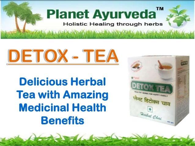 Delicious Herbal Tea with Amazing Medicinal Health Benefits