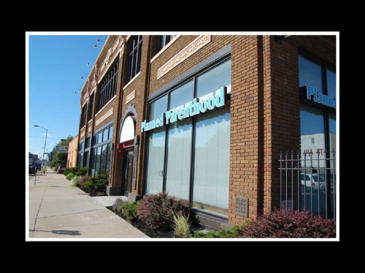 Planned Parenthood Mid and South Michigan--Detroit Health Center