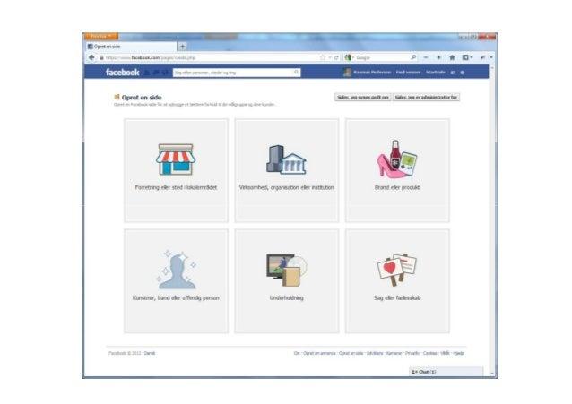 Det sociale værksted - sociale medier for virksomheder