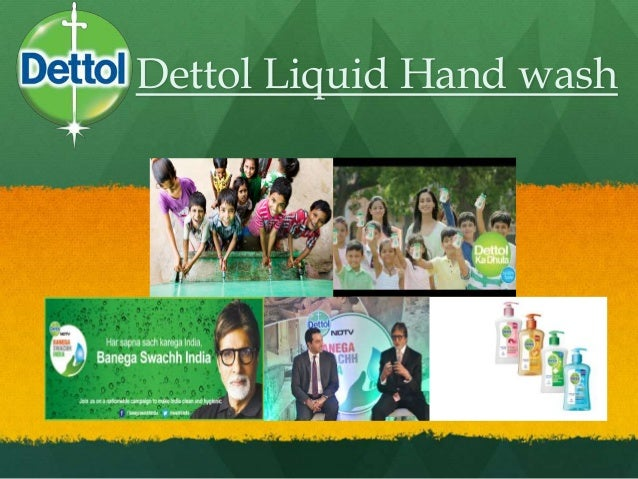 Dettol Marketing Mix