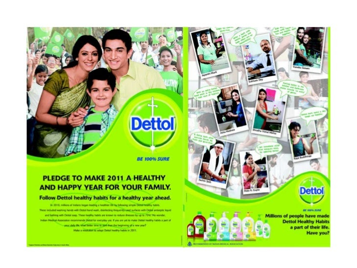 Dettol SWOT Analysis, Competitors & USP