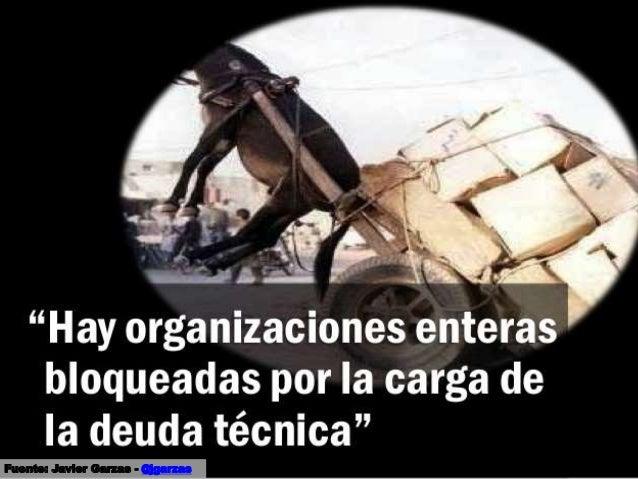16 Fuente: Javier Garzas - @jgarzas