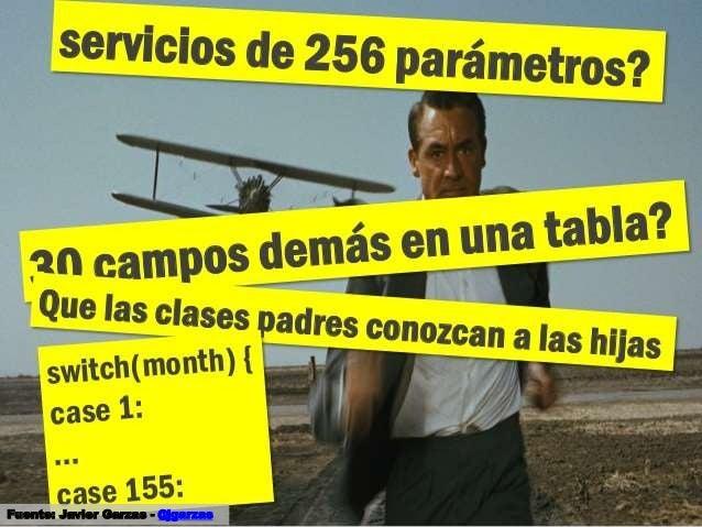 36Fuente: Javier Garzas - @jgarzas