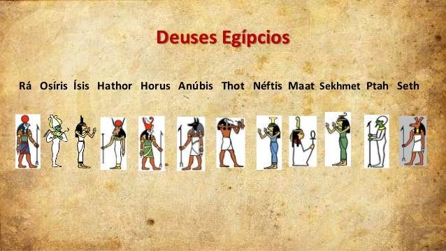 deuses egípcios rita rosado