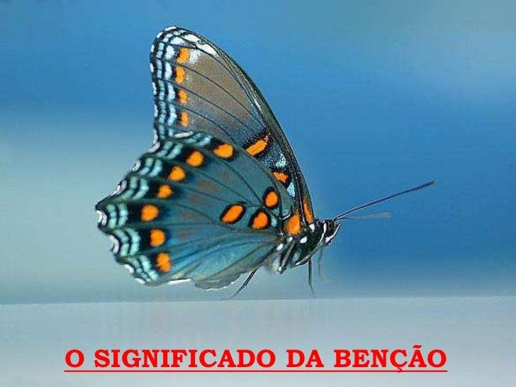 A mi Manera    Frank PourcelO SIGNIFICADO DA BENÇÃO