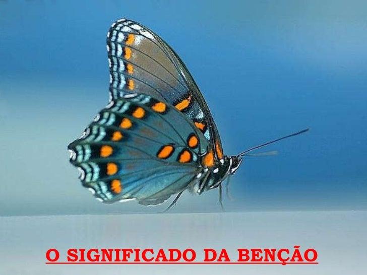 A mi Manera Frank  Pourcel O SIGNIFICADO DA BENÇÃO