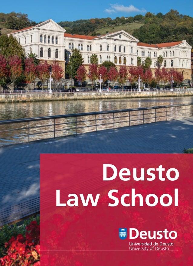 Deusto Law School Universidad de DeustoUniversidad de Deusto University of Deusto