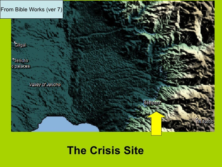 From Bible Works (ver 7)                           The Crisis Site