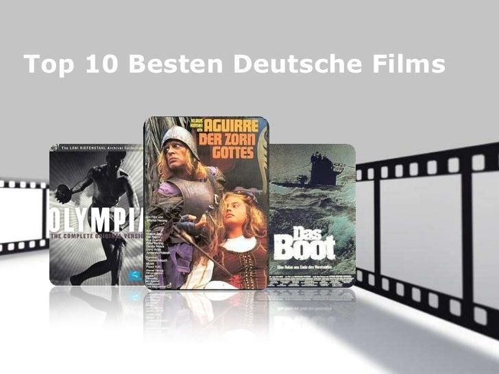 Top 10 Besten Deutsche Films