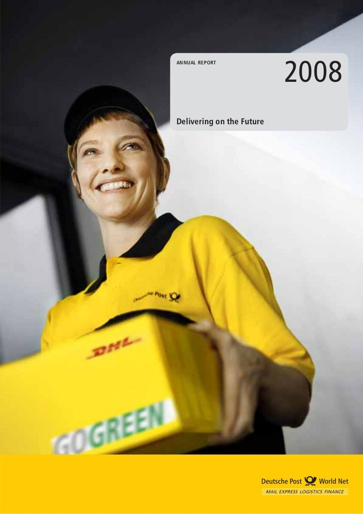 2008ANNUAL REPORTDelivering on the Future