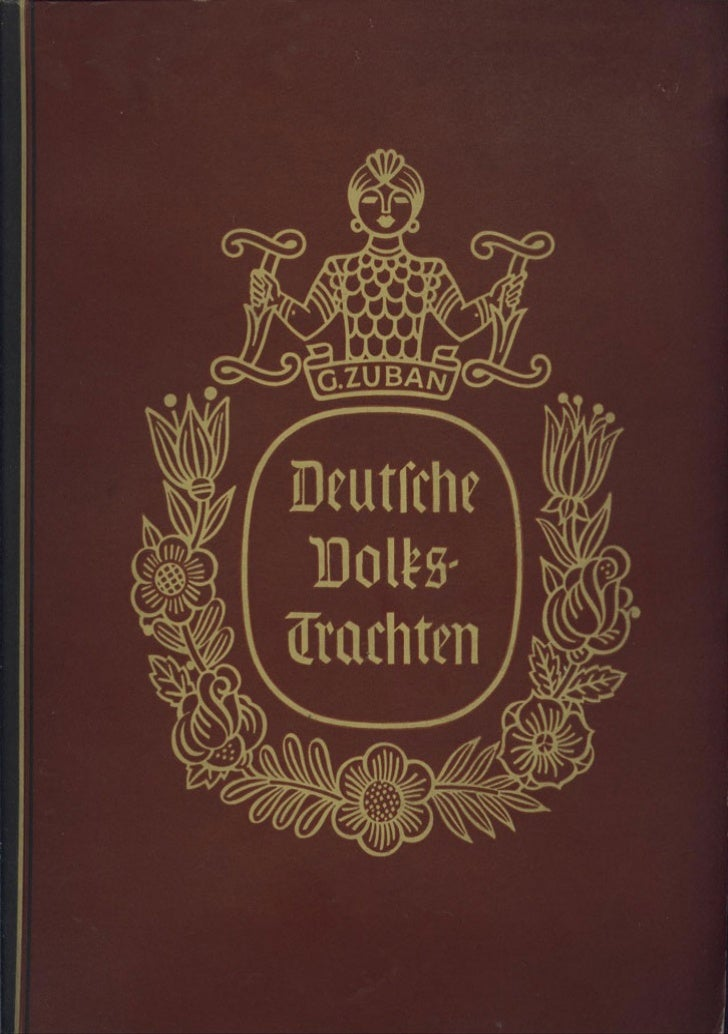 Deutsche Volkstrachten
