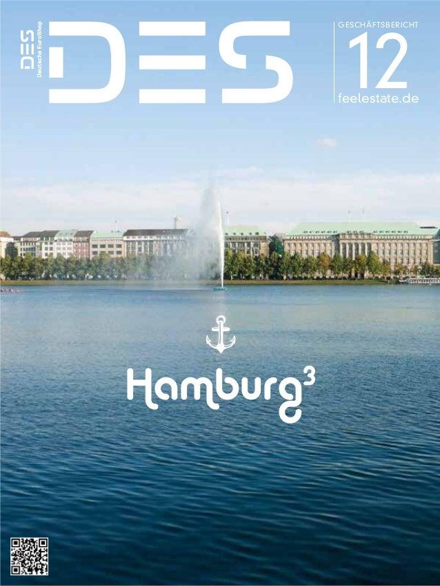 Hamburg3feelestate.deGESCHÄFTSBERICHT12
