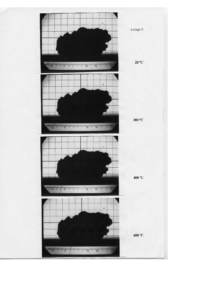 Aufstellung der angewandten Untersuchungsmethoden·               LichtmikroskopieMeßgerät:          Stereomikroskop Wild M...