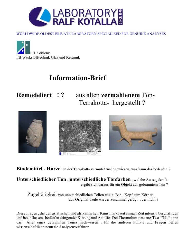 Deutsch   Keramiktest