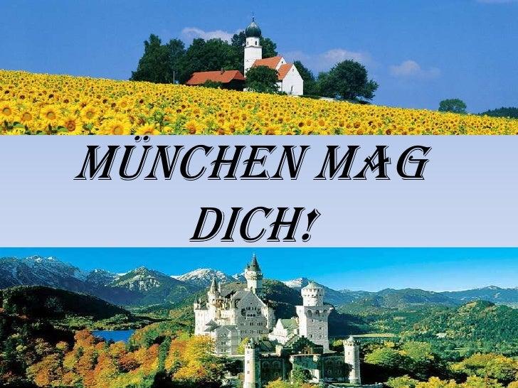 München mag    Dich!