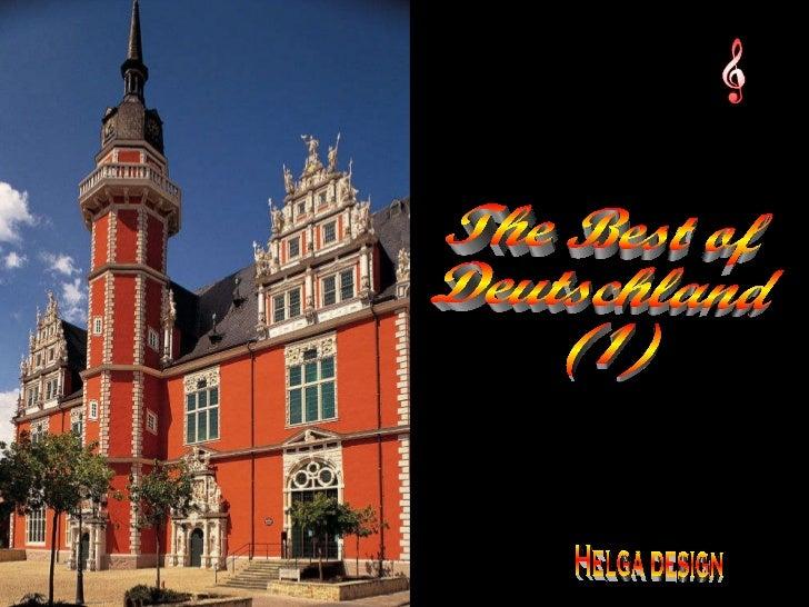 The Best of Deutschland (1) Helga design