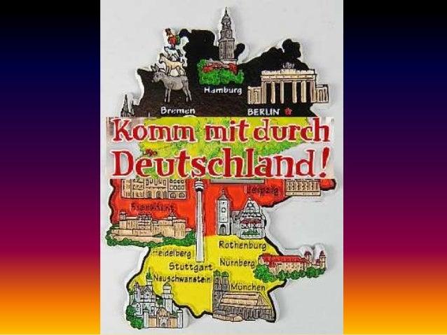 Découvrez l'Allemagne à travers 24 images et devinez de quels lieux il s'agit!