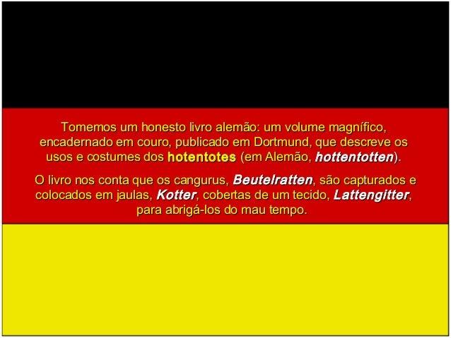 Tomemos um honesto livro alemão: um volume magnífico,Tomemos um honesto livro alemão: um volume magnífico, encadernado em ...