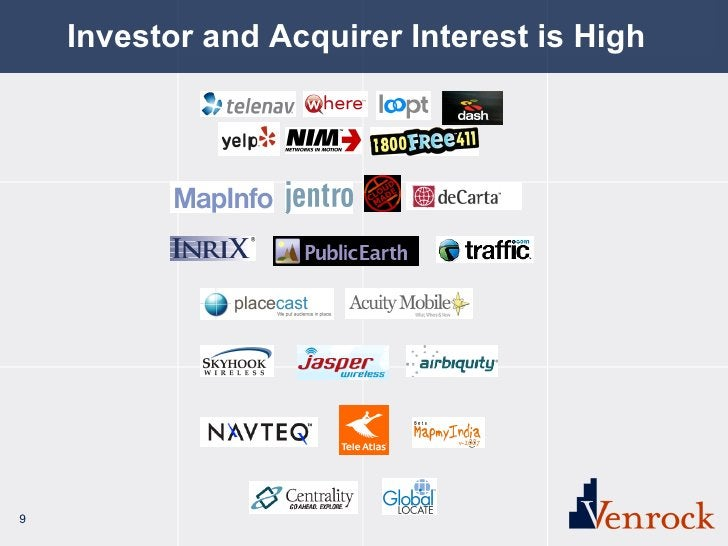 Investor and Acquirer Interest is High