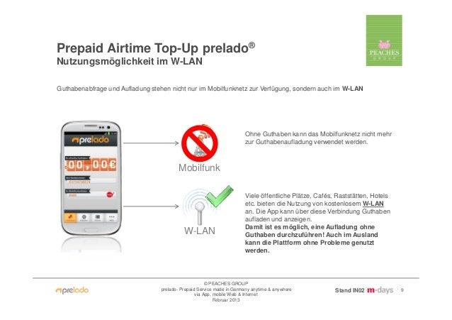 Prepaid Meilensteine Entwicklung Prepaid Handy Aufladen