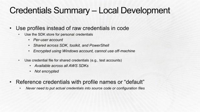 coding credentials