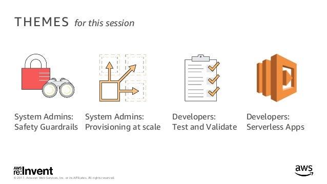 DEV317_Deep Dive on AWS CloudFormation Slide 2