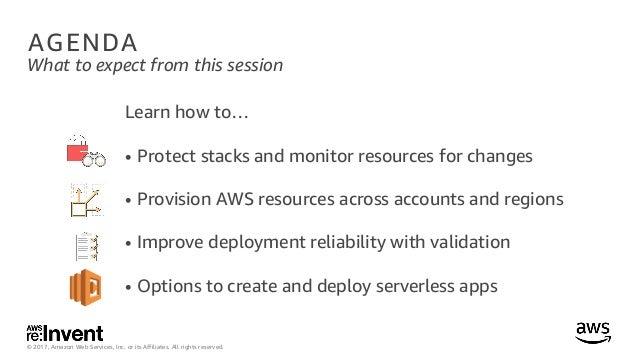 DEV317_Deep Dive on AWS CloudFormation Slide 3