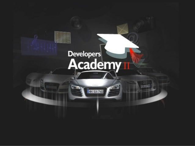 Tamir Khason Software consulter mPrest systems : . . .http //blogs microsoft co il/blogs/tamir