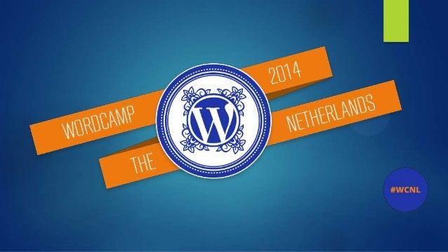 De valkuilen bij het migreren of publiceren van je WordPress-site BRECHT RYCKAERT – WORDCAMP NEDERLAND 2014