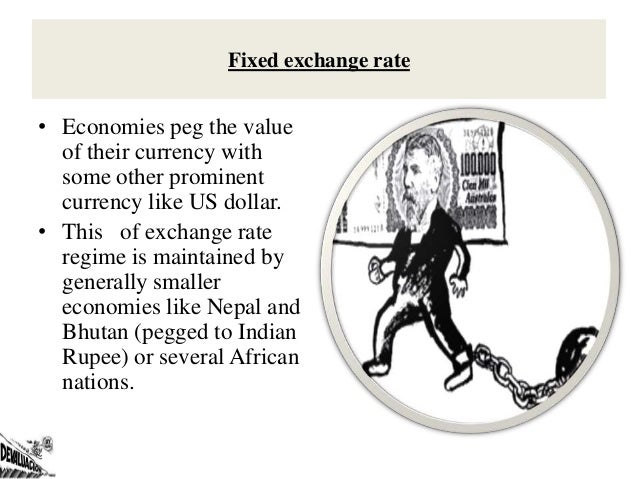Devaluation of indian currency.