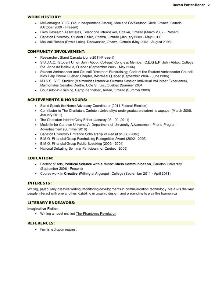 possible 2 - Tele Interviewer Resume