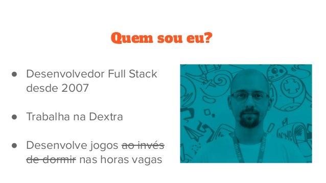 Erick Zanardo - Desenvolvimento de Jogos em Flutter Slide 2