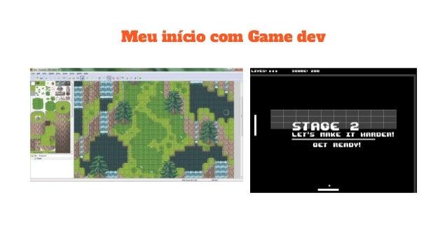 Erick Zanardo - Desenvolvimento de Jogos em Flutter Slide 3