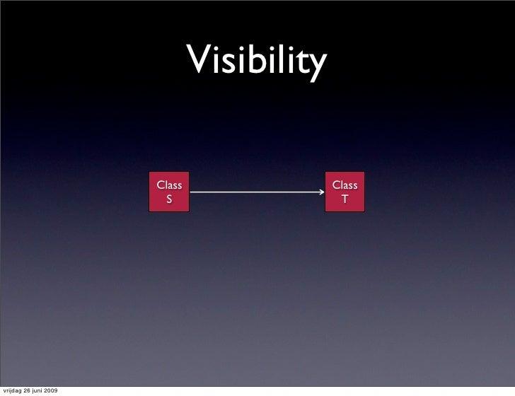 Visibility                         Class                Class                          S                   T     vrijdag 2...