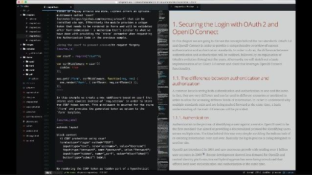 @Braintree_Dev / @SeraAndroid#HTML5DevConf 1. Introduction_ 2. Well-known security threats 3. Data Encryption 4. Hardening...
