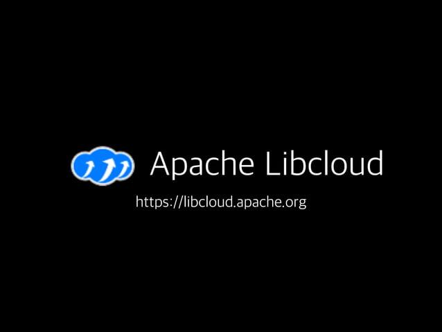 Apache Libcloud https://libcloud.apache.org