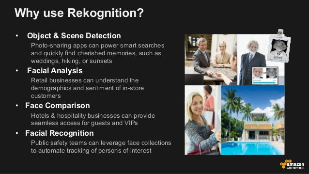 Best Practices for Integrating Amazon Rekognition into Your Own Appli…
