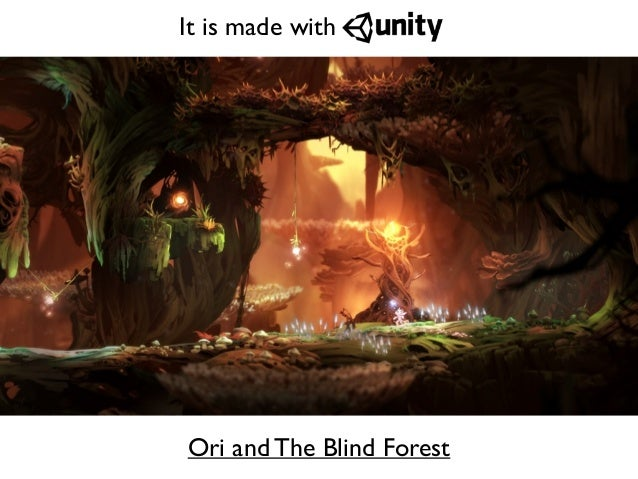 Ori and The Blind Forest It is made with