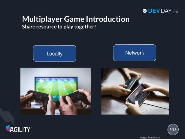 Devday2019] Multiplayer Games with Unity - By Nguyen Anh