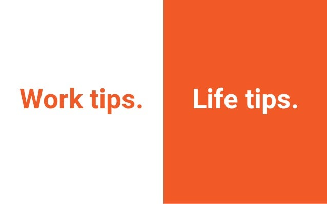 Work tip. #4 Know, communicate & reset expectations! ● Ask questions! Make sure you really understand everything. ● Unders...