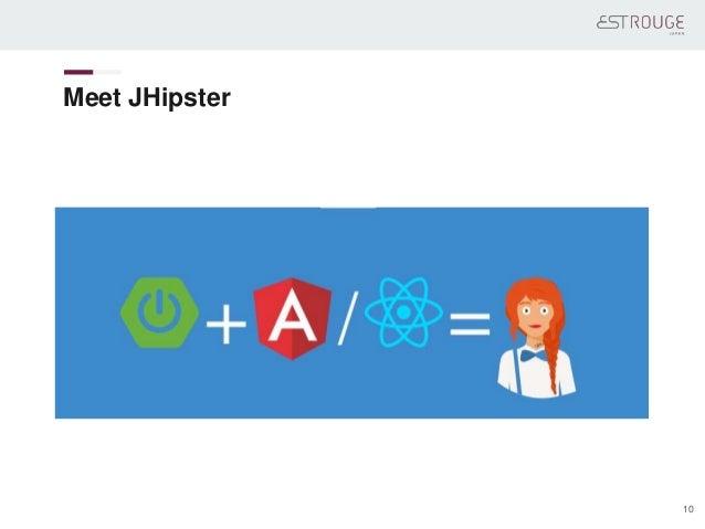 Meet JHipster 10