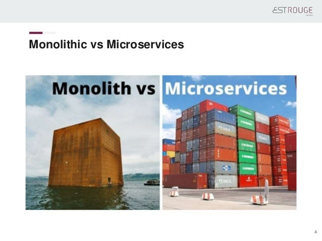 Monolithic vs Microservices 4