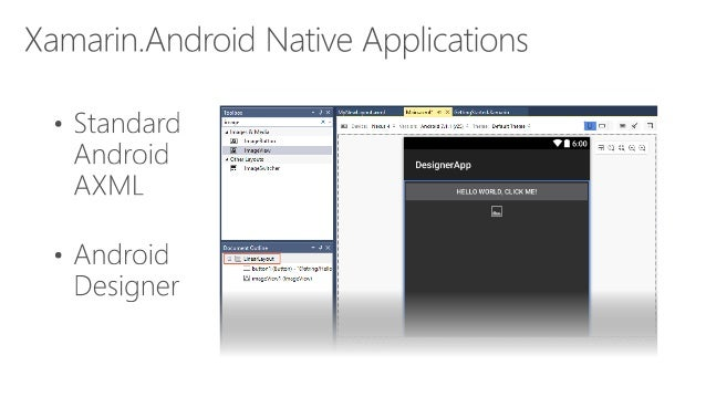 An introduction to Xamarin layout and navigation - Dev