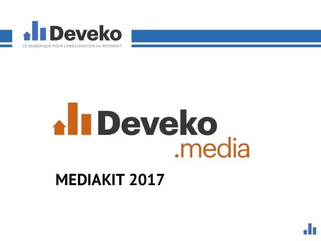 MEDIAKIT 2017