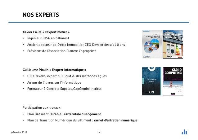 Deveko solutions : développement d'applications métiers pour le secteur du bâtiment Slide 3