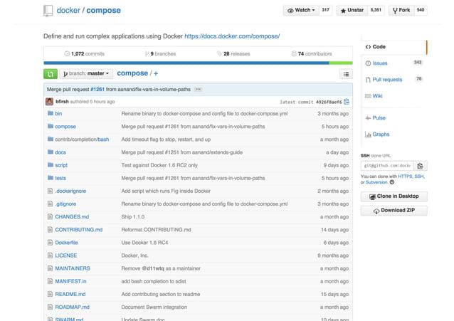 Sinopia - private NPM registry https://github.com/rlidwka/sinopia $ docker pull keyvanfatehi/sinopia:latest $ docker run -...