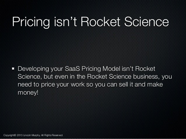 How to Develop Your SaaS Pricing Model Slide 2